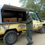 Ezekia ready to deliver school books