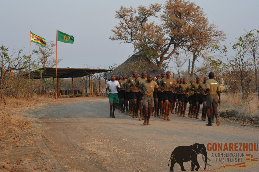 Joint recruit training with Malilangwe